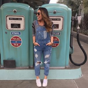 Other - Perfect denim overalls